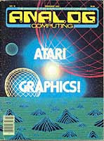 The Antic Cyber Graphics Software—General History Part I